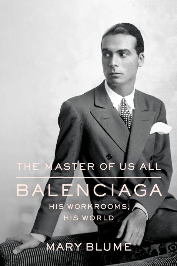 Cristóbal Balenciagabook