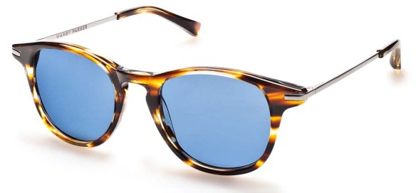 Edgeworth Sunglasses In Striped Sassafras