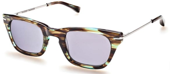 Neville Sunglasses in Marblewood