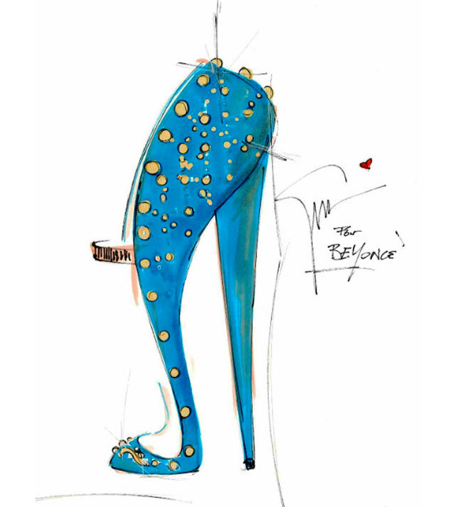 Beyonce-giuseppe-zanotti-Mrs-Carter-World-Tour-3