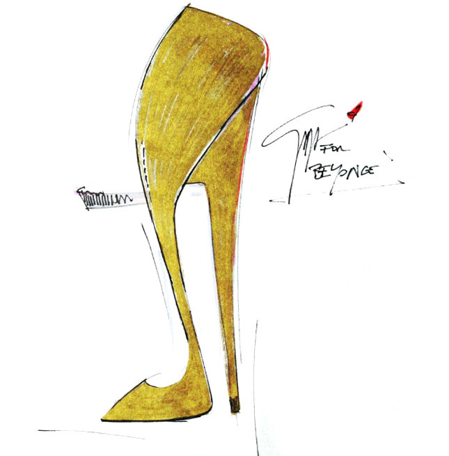 Beyonce-giuseppe-zanotti-Mrs-Carter-World-Tour-1