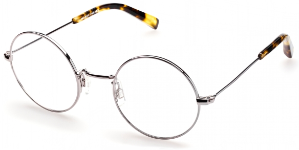 Duke Optical Frames in Silver