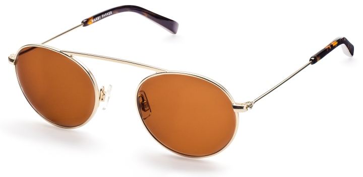 Joplin Sunglasses  in Gold