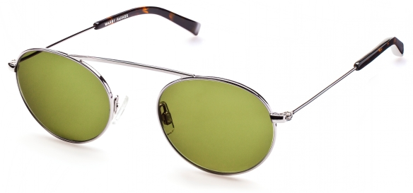 Joplin Sunglasses in Silver