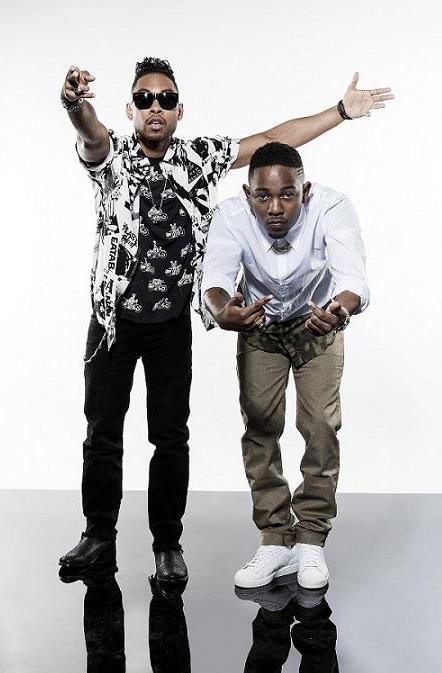 Kendrick-Lamar-and-Miguel-Vibe-Magazine