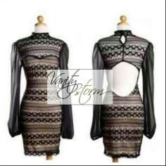 keyhole-back-dress
