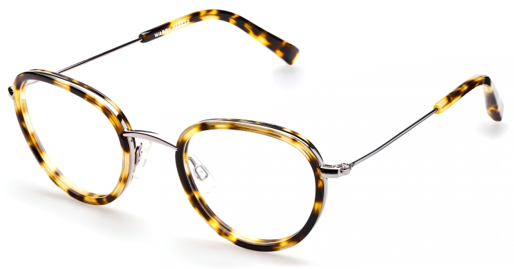 Porter Optical Frames in Gimlet Tortoise