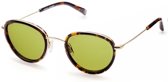 Porter Sunglasses in Whiskey Tortoise