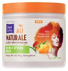 Dark and Lovely Au Naturale 10-In-1 Styles Gelée