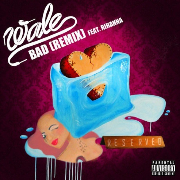 Wale-Rihanna-Bad-Remix