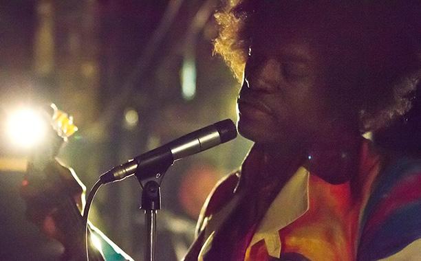 Andre 3000 stars as Jimi Hendrix in biopic