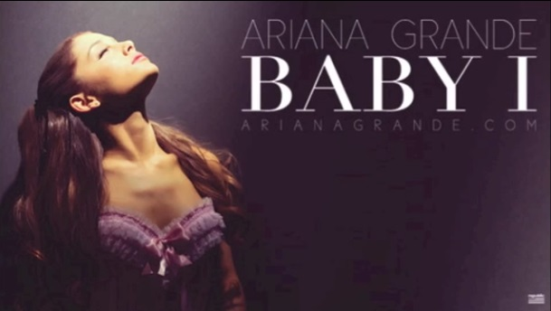 "Ariana Grande new single ""Baby I"" produced by Babyface"