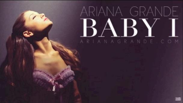 """Ariana Grande new single """"Baby I"""" produced by Babyface"""