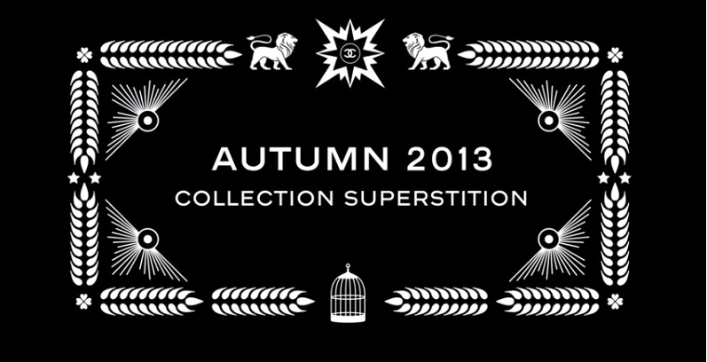 Chanel Fall 2013 Makeup Collection Named Superstition Promo
