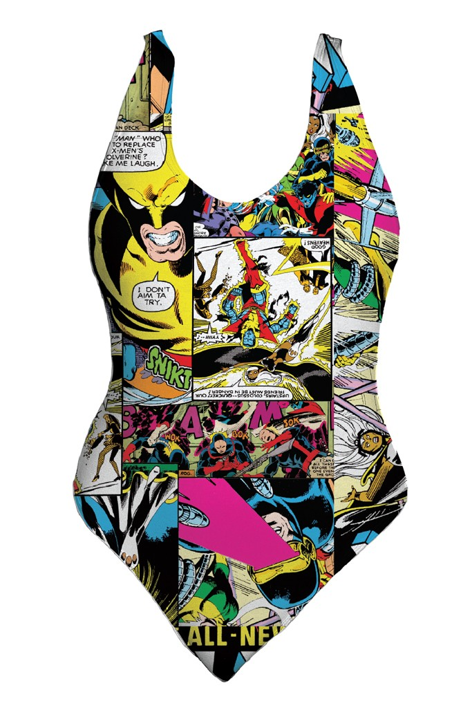 Forever 21 Partners With Marvel For Collection