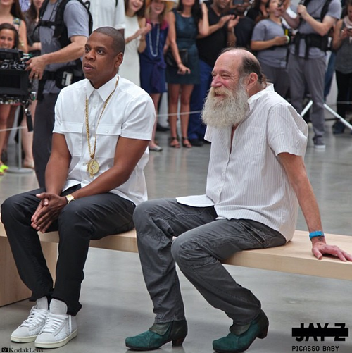Jay Z will debut Picasso Baby