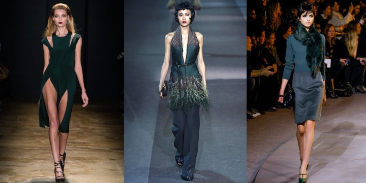 Fall 2013 Trend Forecast: Emerald