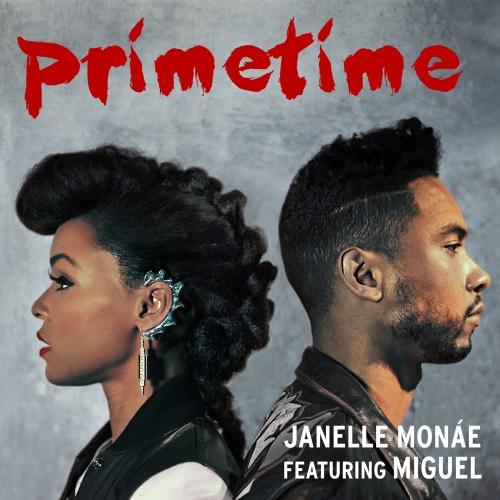 Janelle Monae new single Primetime