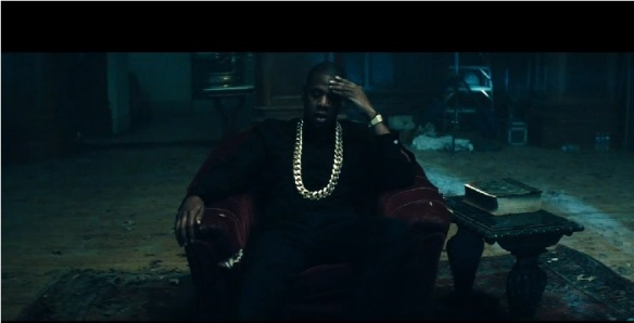 Jay Z premieres new video Holy Grail.