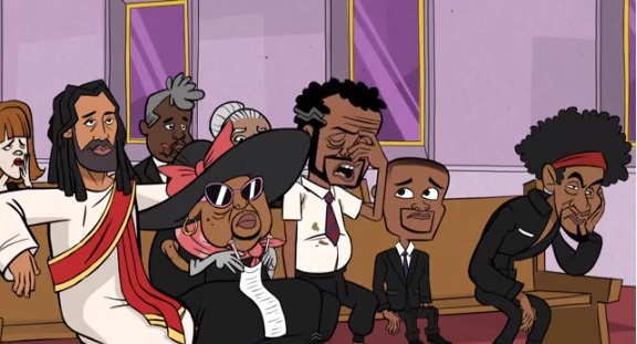 Kevin Hart Premieres New Animated Series