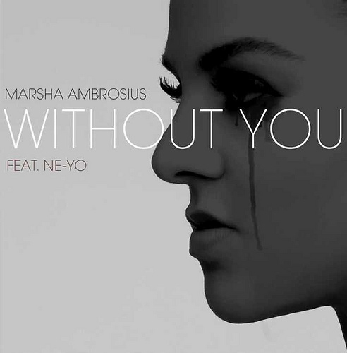 Marsha Ambrosius new single Without You.