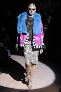 Fur fashion trends for Fall 2013