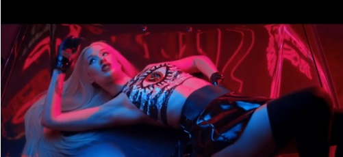 "Iggy Azalea premieres new video, ""Change Your Life."""