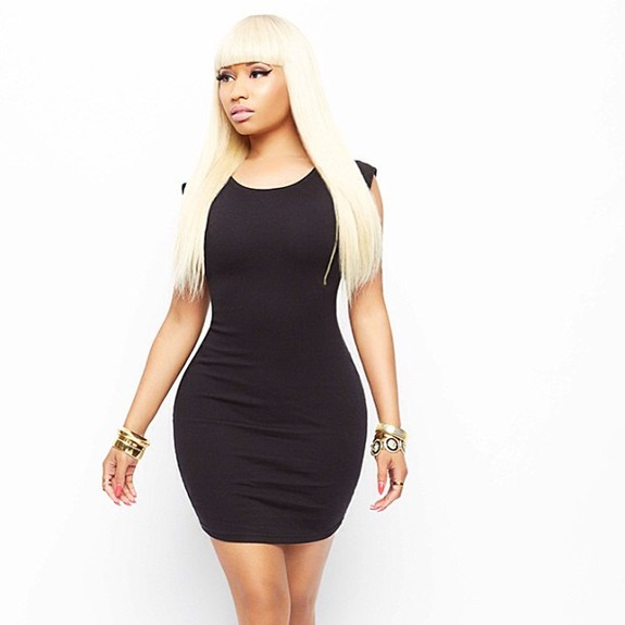 Nicki Minaj debut Kmart Collection