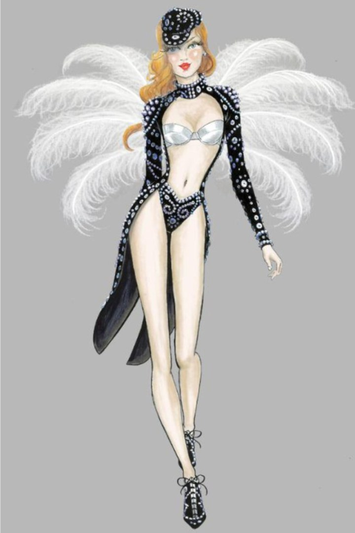 First Sketches of Victoria's Secret Fashion Show 2013