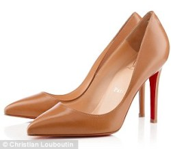 Christian Louboutin Nude Capsule Collection