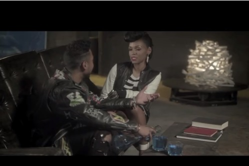 "Janelle Monae new video ""Primetime"""