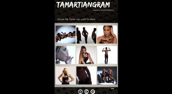 "Tamar Braxton unveils new video for single ""Hot Sugar."""