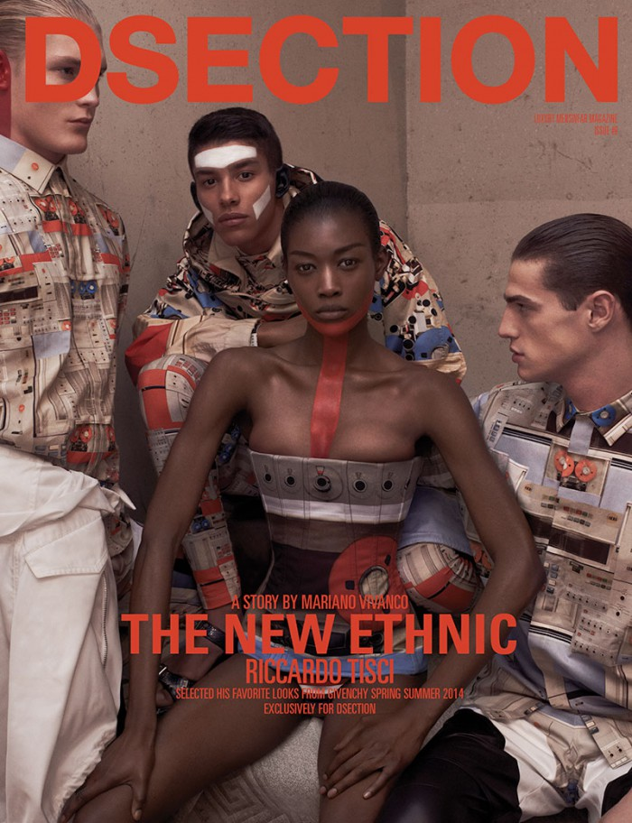 DSection x Givenchy The New Ethnic