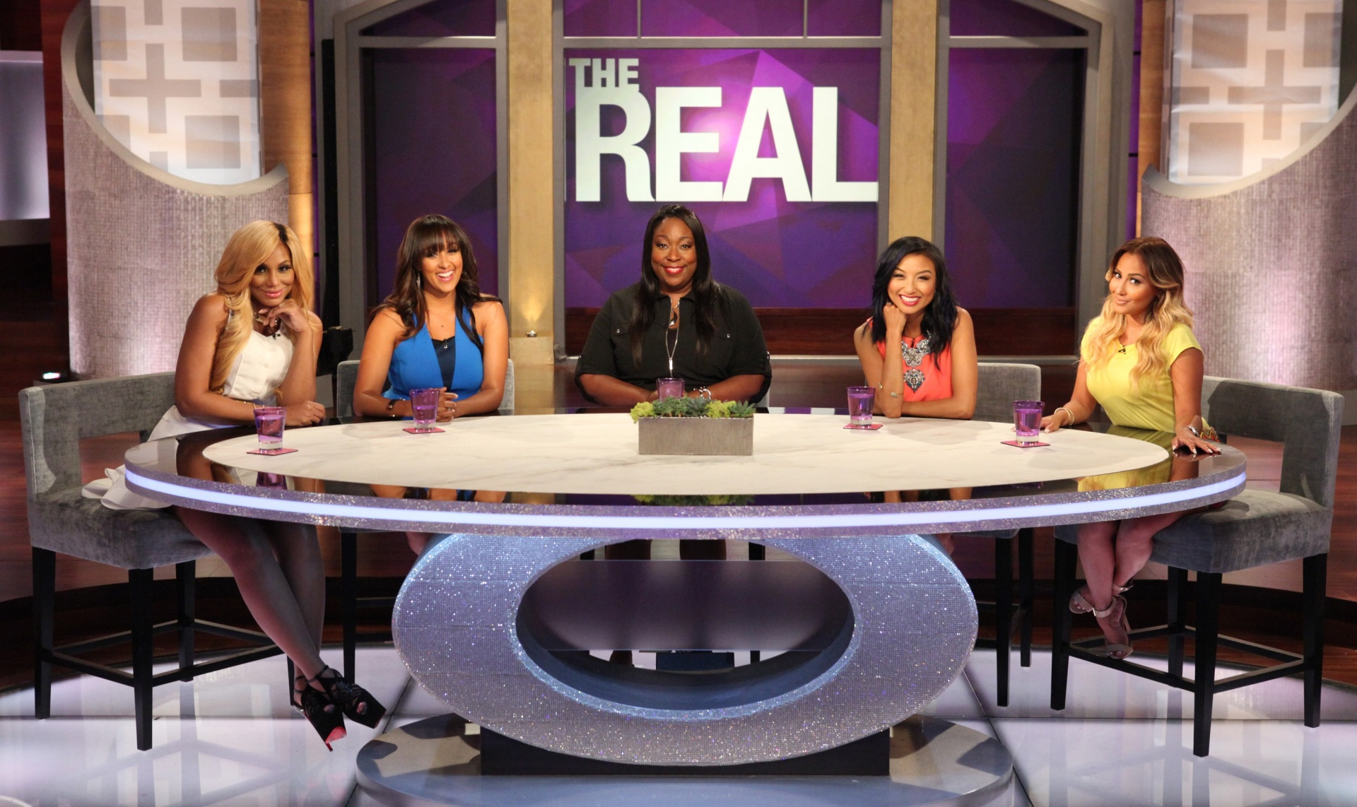 "Fox Network's ""The Real"" Talk Show Picked Up"